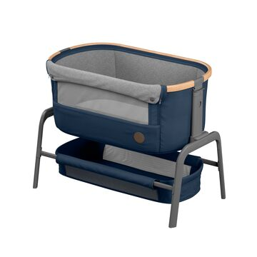 Cribs & Next2Me Cribs Maxi Cosi lora – essential blue Pitter Patter Baby NI 4