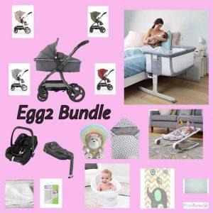 Egg Egg2 Bundle Pitter Patter Baby NI