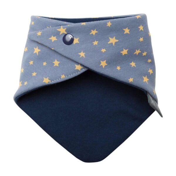 Teething Midnight Stars and Cheeky Animals Neckerbibs Pitter Patter Baby NI 6