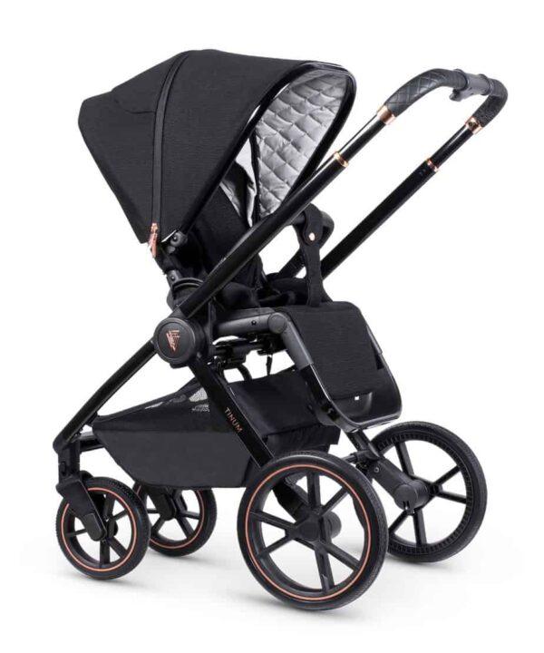 Travel Systems Venicci Tinum SE – Stylish Black Pitter Patter Baby NI 7