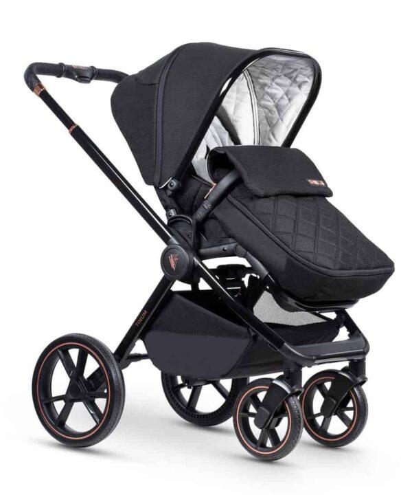 Travel Systems Venicci Tinum SE – Stylish Black Pitter Patter Baby NI 9