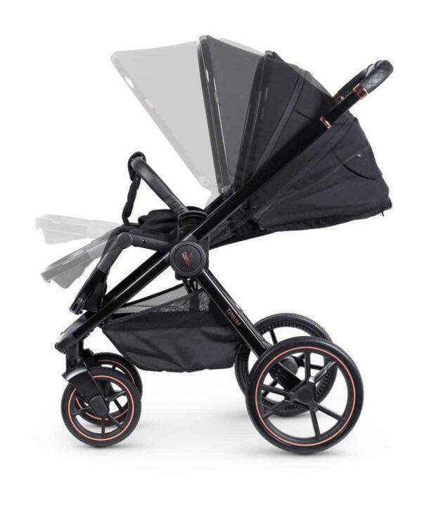 Travel Systems Venicci Tinum SE – Stylish Black Pitter Patter Baby NI 12