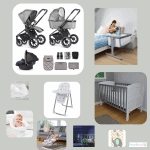 Venicci Venicci Tinum Bundle Pitter Patter Baby NI 3