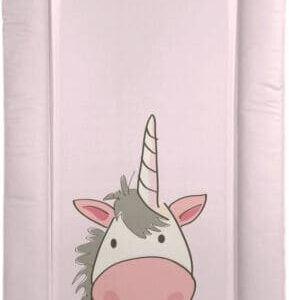 Unicorn Baby Pink Changing mat