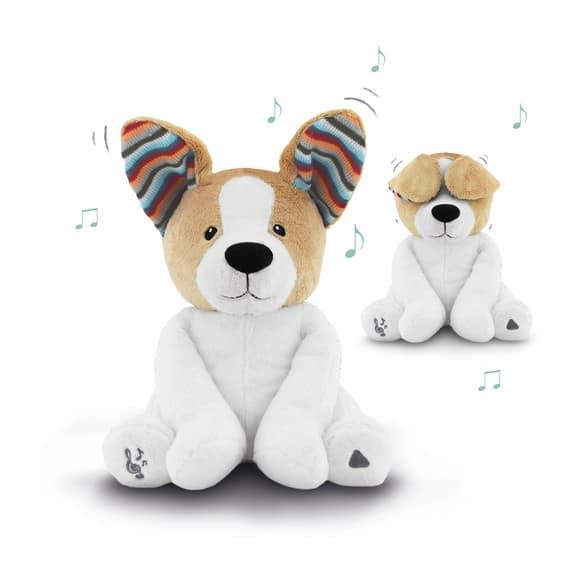 sensory toys Peek-A-Boo Soft Toy – DANNY Pitter Patter Baby NI 9