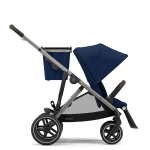 Travel Systems Cybex Gazelle S 9 Piece Bundle – Taupe Frame Pitter Patter Baby NI 5