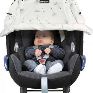 Accessories & Footmuffs Dooky sun shades Pitter Patter Baby NI 2