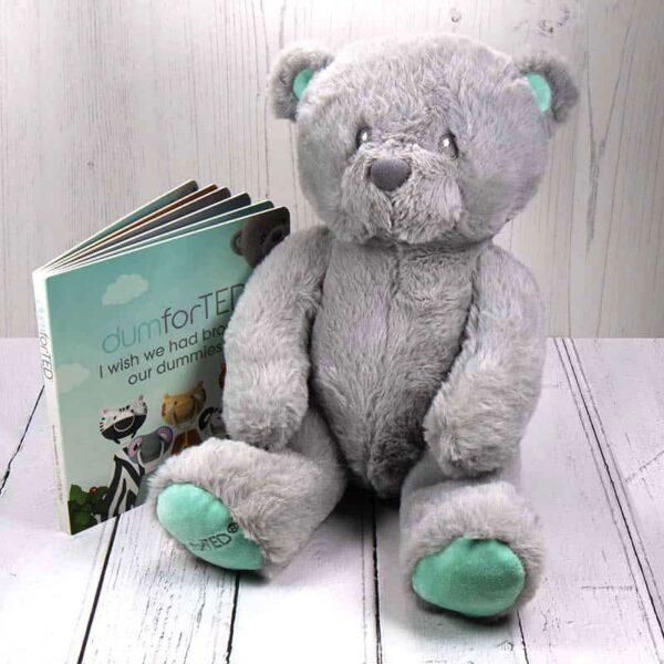 sensory toys Dumforter Ted Pitter Patter Baby NI 6