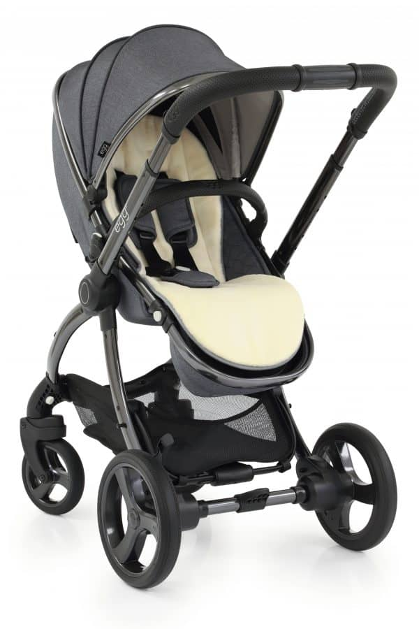 Travel Systems Egg 2 Travel System With Cybex Cloud Z i-Size & base Pitter Patter Baby NI 9