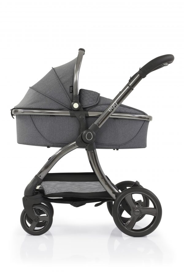 Travel Systems Egg 2 Travel System With Cybex Cloud Z i-Size & base Pitter Patter Baby NI 10