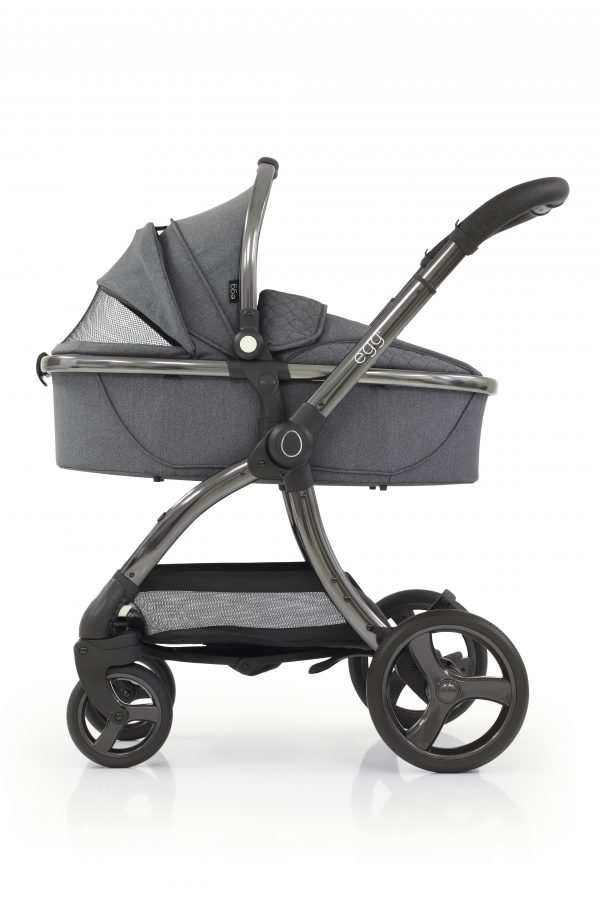 Travel Systems Egg 2 Travel System With Cybex Cloud Z i-Size & base Pitter Patter Baby NI 11