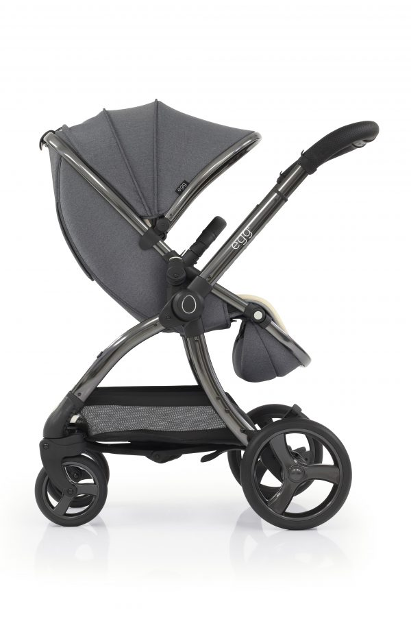 Travel Systems Egg 2 Travel System With Cybex Cloud Z i-Size & base Pitter Patter Baby NI 12