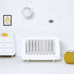 SnuzKot Mode Cot Bed Grey