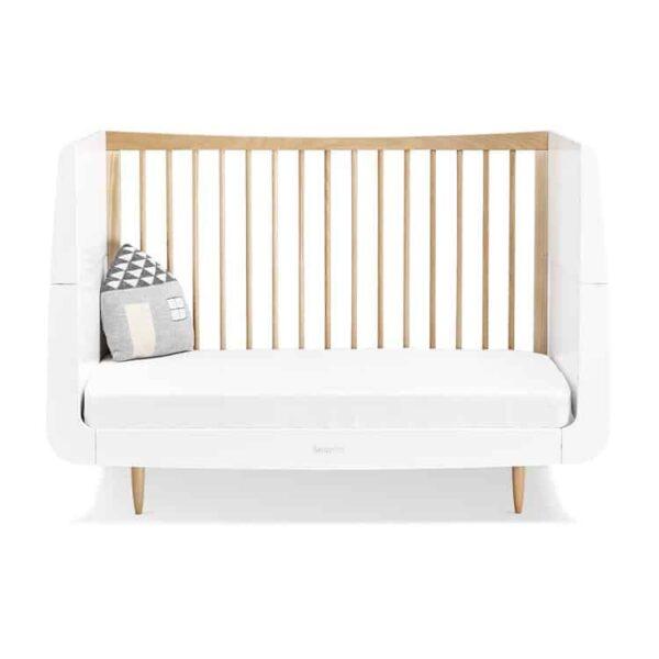 Cots, Cotbeds & travel cots SnuzKot Skandi Cot Bed Natural Pitter Patter Baby NI 11