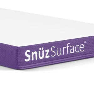Mattresses SnuzSurface Adaptable Cot Bed Mattress SnuzKot Pitter Patter Baby NI