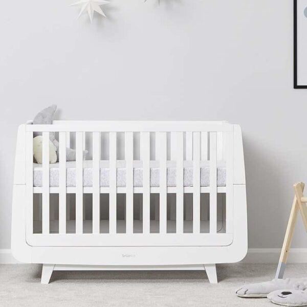 Mattresses SnuzSurface Adaptable Cot Bed Mattress SnuzKot Pitter Patter Baby NI 8