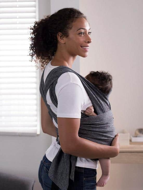 Baby Carriers Boppy ComfyFit Baby Carrier Pitter Patter Baby NI 9