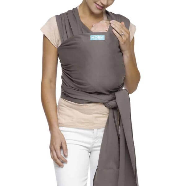 Baby Carriers Moby Classic Wrap Pitter Patter Baby NI 6