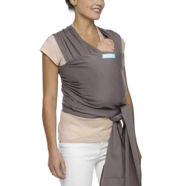 Baby Carriers Moby Classic Wrap Pitter Patter Baby NI 4