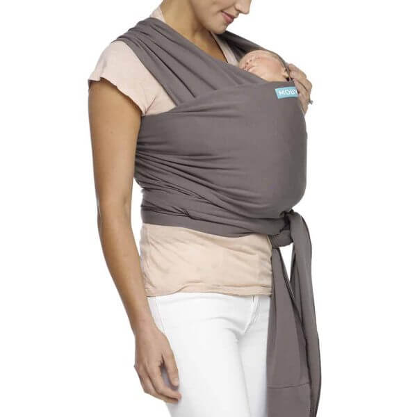 Baby Carriers Moby Classic Wrap Pitter Patter Baby NI 8