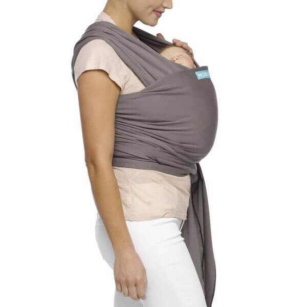 Baby Carriers Moby Classic Wrap Pitter Patter Baby NI 9