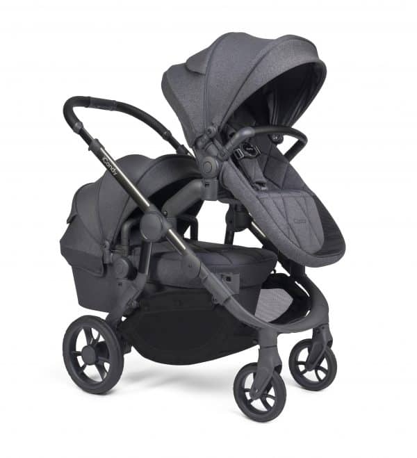Twin & Double Pushchairs iCandy Orange Double Pitter Patter Baby NI 11
