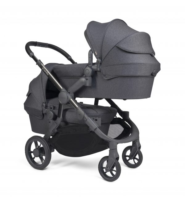 Twin & Double Pushchairs iCandy Orange Twin Pitter Patter Baby NI 13