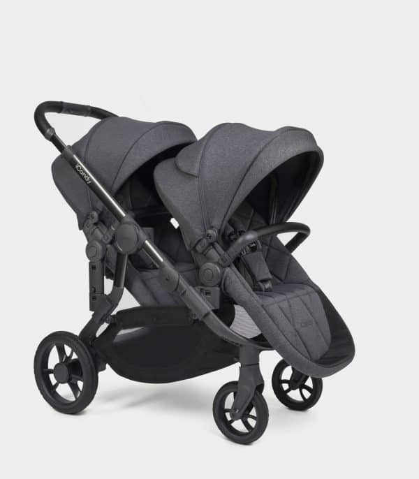Twin & Double Pushchairs iCandy Orange Twin Pitter Patter Baby NI 12