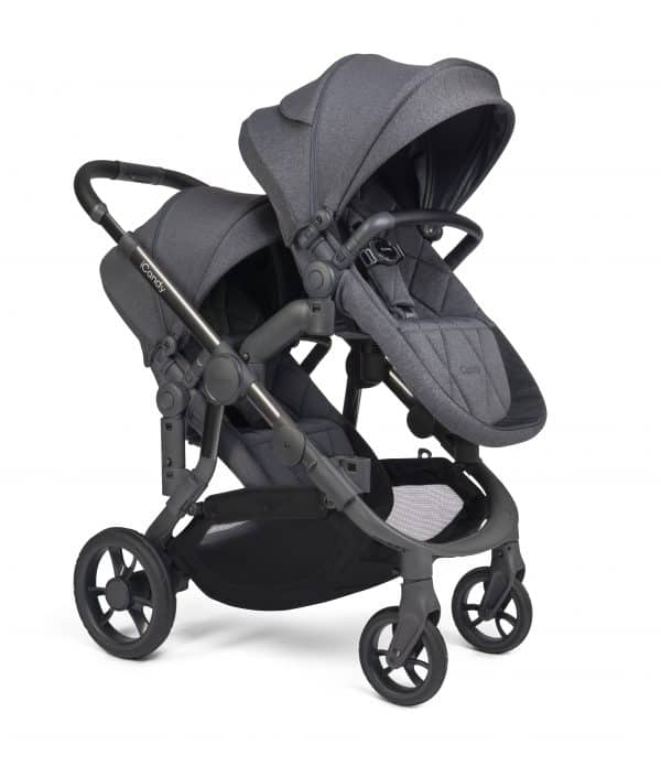 Twin & Double Pushchairs iCandy Orange Twin Pitter Patter Baby NI 11
