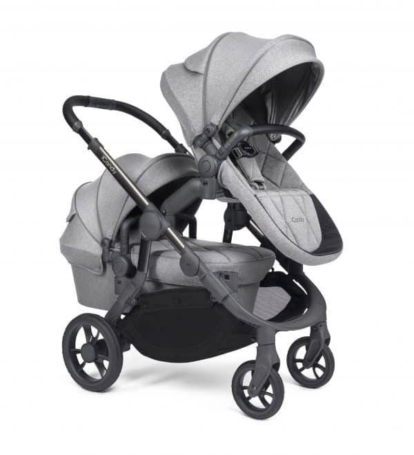 Twin & Double Pushchairs iCandy Orange Double Pitter Patter Baby NI 4
