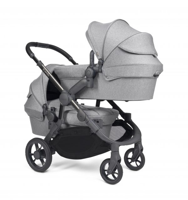 Twin & Double Pushchairs iCandy Orange Twin Pitter Patter Baby NI 4