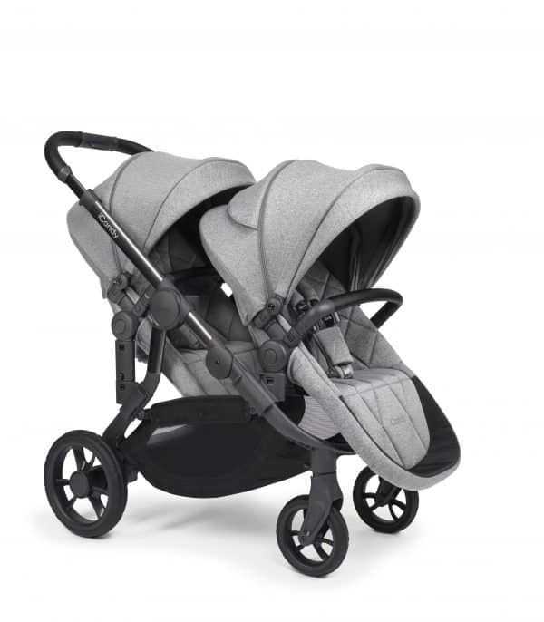 Twin & Double Pushchairs iCandy Orange Twin Pitter Patter Baby NI 9