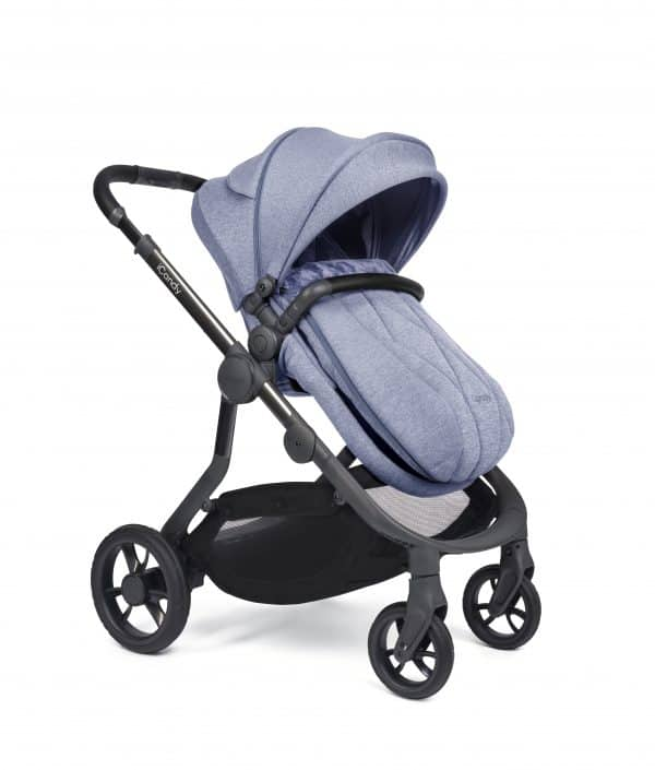 Travel Systems iCandy Orange Single Pitter Patter Baby NI 12
