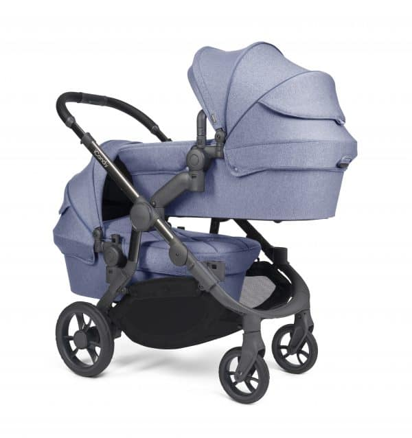 Twin & Double Pushchairs iCandy Orange Twin Pitter Patter Baby NI 6