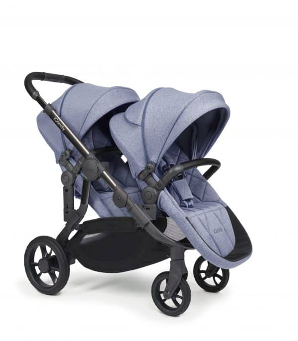 Twin & Double Pushchairs iCandy Orange Twin Pitter Patter Baby NI 10