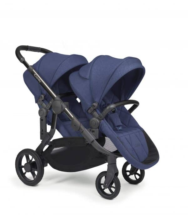 Twin & Double Pushchairs iCandy Orange Twin Pitter Patter Baby NI 8