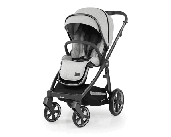 Babystyle Oyster Oyster 3 Luxury Bundle Tonic with Maxi Cosi Cabriofix & Base Pitter Patter Baby NI 11
