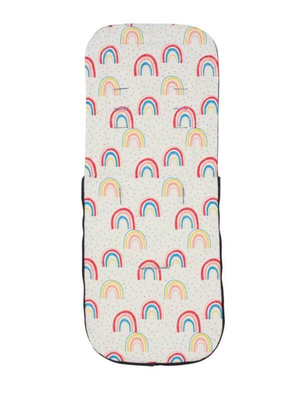 Buggies & Strollers Supa 3 Night Rainbow Pitter Patter Baby NI 6