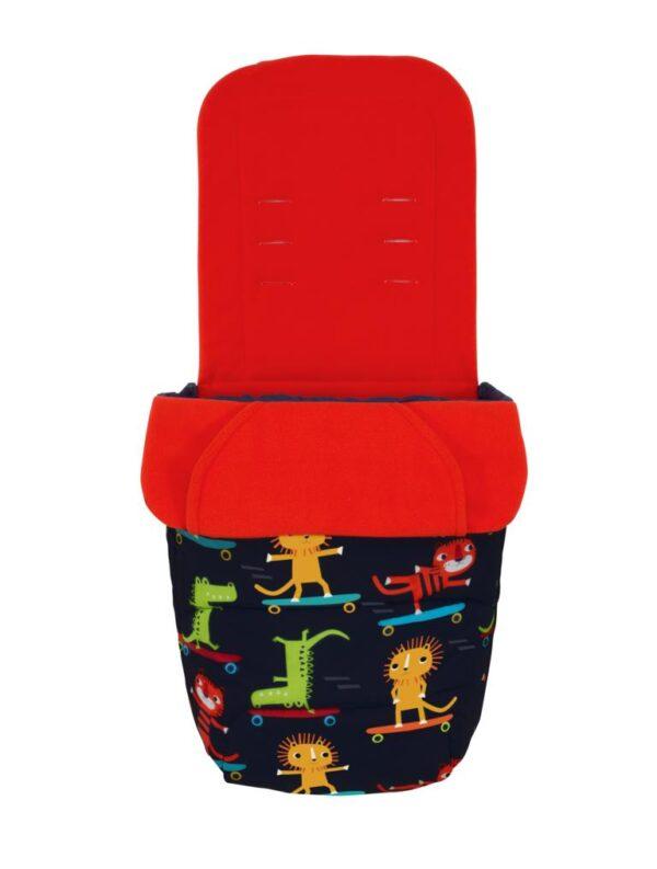 Buggies & Strollers Supa 3 Sk8r Kidz Pitter Patter Baby NI 5