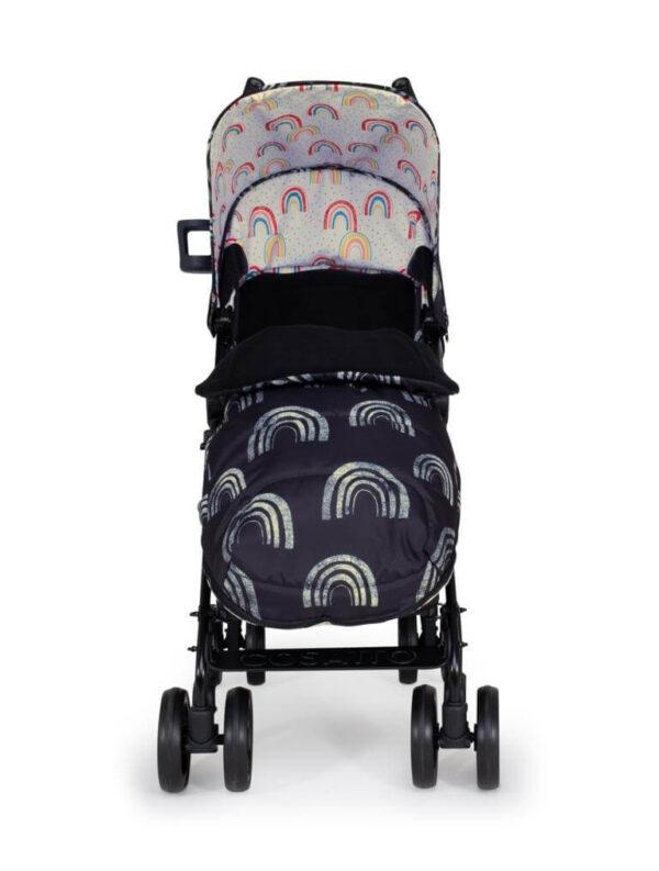 Buggies & Strollers Supa 3 Night Rainbow Pitter Patter Baby NI 7