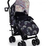 Buggies & Strollers Supa 3 Night Rainbow Pitter Patter Baby NI 2