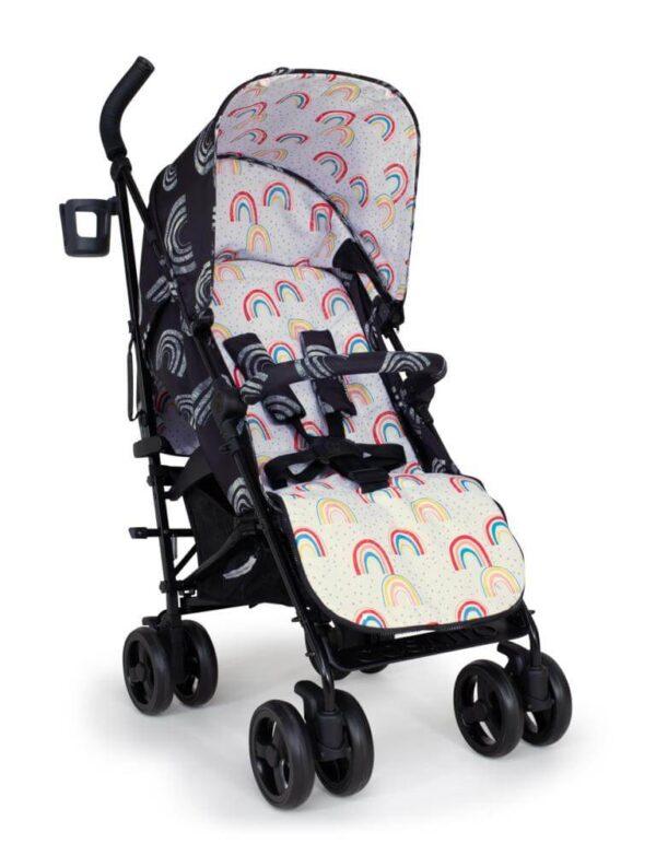 Buggies & Strollers Supa 3 Night Rainbow Pitter Patter Baby NI 9