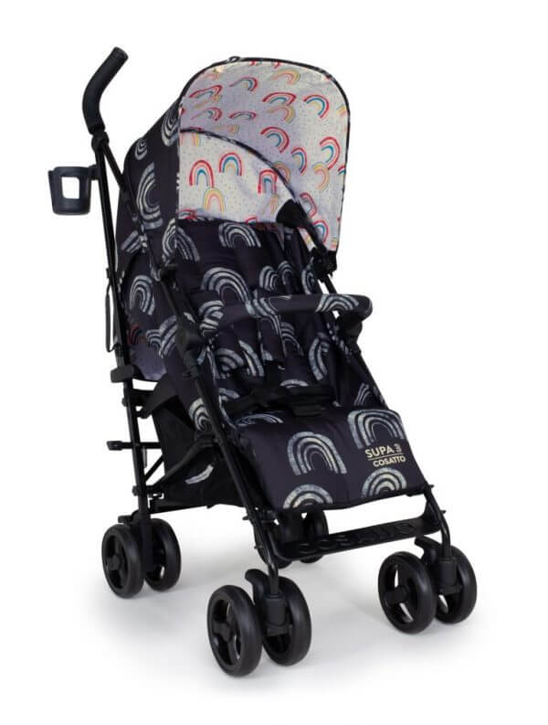Buggies & Strollers Supa 3 Night Rainbow Pitter Patter Baby NI 10