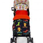 Buggies & Strollers Supa 3 Sk8r Kidz Pitter Patter Baby NI 4