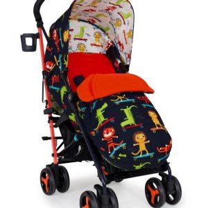 Buggies & Strollers Supa 3 Sk8r Kidz Pitter Patter Baby NI