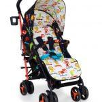 Buggies & Strollers Supa 3 Sk8r Kidz Pitter Patter Baby NI 6