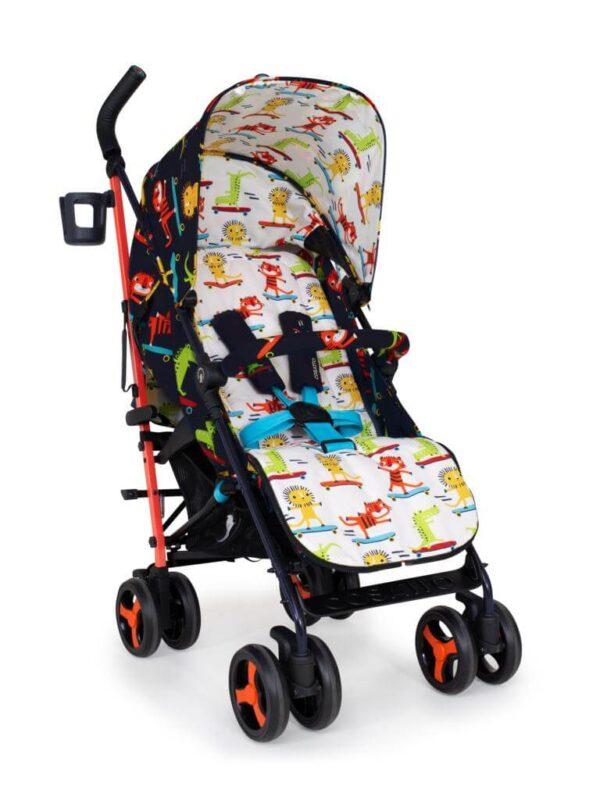 Buggies & Strollers Supa 3 Sk8r Kidz Pitter Patter Baby NI 8