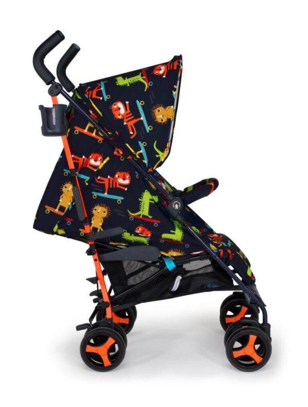 Buggies & Strollers Supa 3 Sk8r Kidz Pitter Patter Baby NI 10