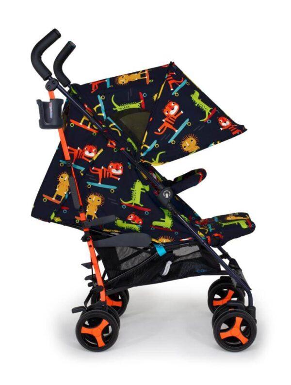Buggies & Strollers Supa 3 Sk8r Kidz Pitter Patter Baby NI 11