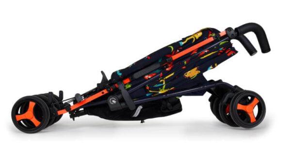 Buggies & Strollers Supa 3 Sk8r Kidz Pitter Patter Baby NI 12